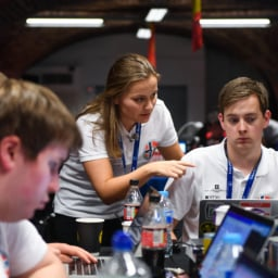 Gallery Thumbnail-3 Copyright 2018 Mike Sewell (tel: 07966 417114) Photograph by Mikey Sewell.Cyber Security Challenge UK - Cyber Re:coded - Day Two.Team Norway.