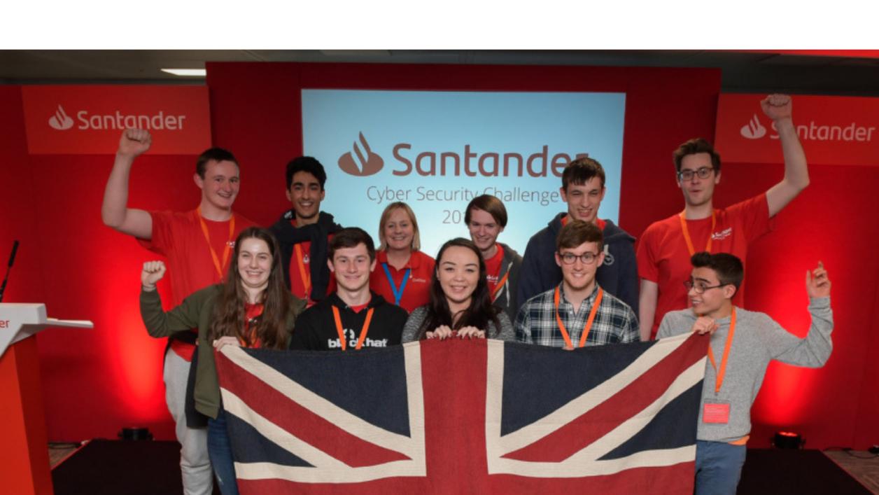 ECSC UK team 2019