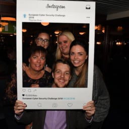 Gallery Thumbnail-6 Copyright 2018 Mike Sewell (tel: 07966 417114) Photograph by Mikey Sewell.Cyber Security Challenge UK - Cyber Re:coded - River Thames cruise and awards evening.